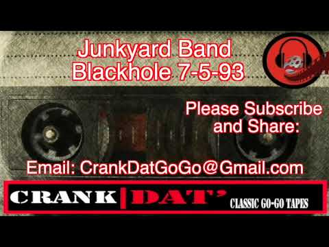 Download Junkyard Band Blackhole 7 5 93