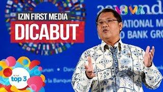 VIVA Top3: Izin First Media, Korupsi Pakpak Bharat & Kevin/Marcus Lolos Final BWF 2018