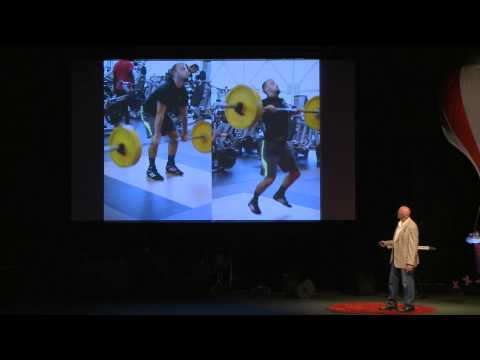 Merging NASA technology & exercise physics | Mark Noble | TEDxHuntsville