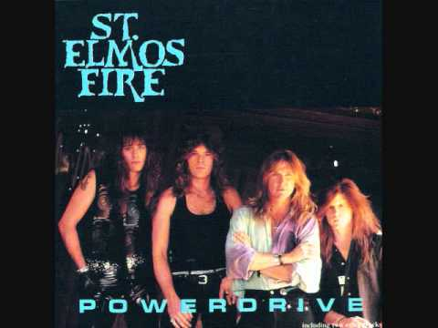 ST. ELMO'S FIRE - Wrong Side of Love
