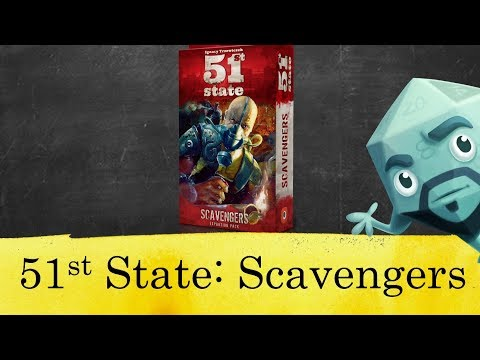 51st State Scavengers Review - with Zee Garcia