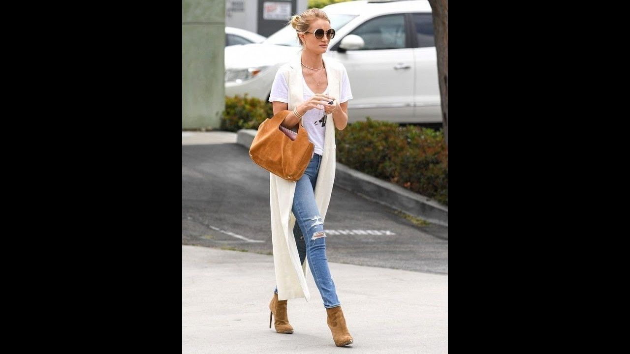[VIDEO] - Best Celebrity Everyday Casual Outfits 1