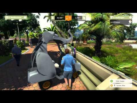 Zoo tycoon walkthrough of my zoo |