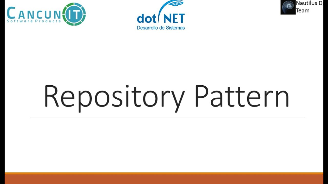 Repository pattern youtube baditri Image collections