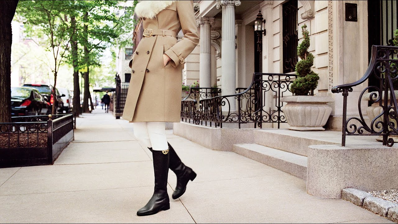 3d52b1bd435a Tory Burch Fall Winter 2016  The Boot Guide - YouTube