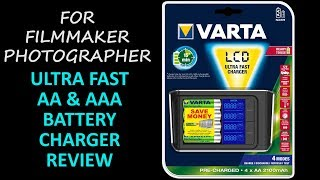 Varta Ultra fast charger Review