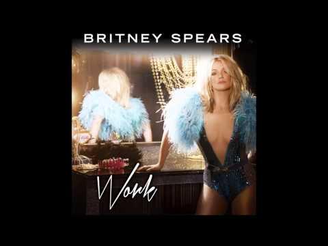 Britney Spears - Work Bitch (Clean Version)