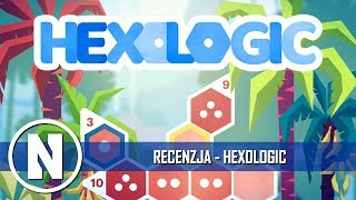 HEXOLOGIC - RECENZJA PL (PC, ANDROID, IOS, SWITCH)