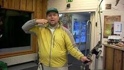 Ohjeita jousiampujille 23.11.2009 osa2 Jouni Sederholm jousiammunta-asennosta