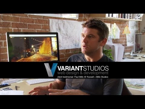 Web Design Testimonial with Russell Mills Studios in Fort Collins, Colorado