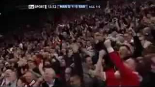 paul scholes goal vs Barcelona