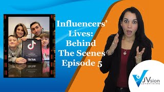 Influencers' Lives: Behind the Scenes - Episode 5 - Grant & His Family got 1.8M followers in TikTok