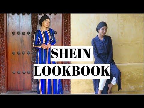SHEIN BLACK FRIDAY LOOKBOOK