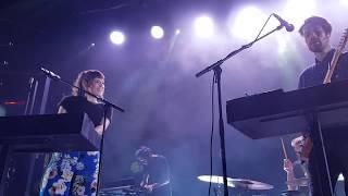 Oh Wonder Live - All We Do (Dublin 1.11.17)