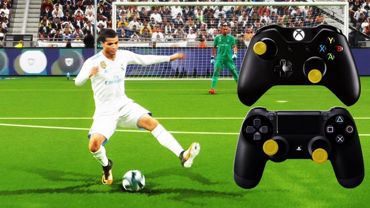 PES 2018 All Tricks & Skills Tutorial | Xbox & Playstation | HD 1080p