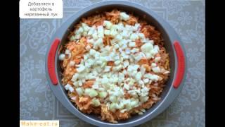 Драники из картошки в домашних условиях - видео рецепт