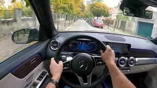 GLB-Class: новый внедорожник в семье Mercedes-Benz/Test Drive