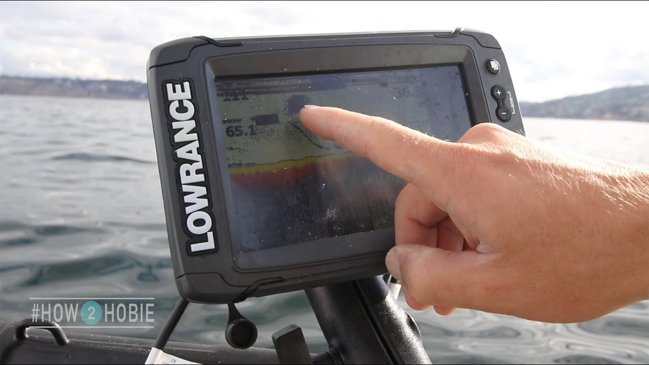 How2Hobie: Spotting fish on the Fish Finder