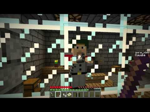Minecraft:Прохождение карты Шпион №1