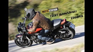 Essai Kawasaki Z900RS