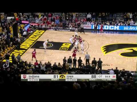 Tyler Cook made Dunk vs. Indiana