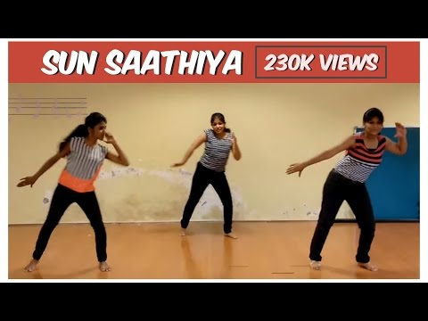 Sun Saathiya | The Crew Dance Company Choreography | ABCD 2 | Dance Cover