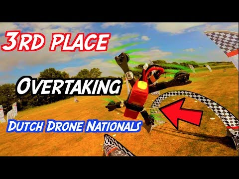 3rd place win at Dutch Drone Nationals