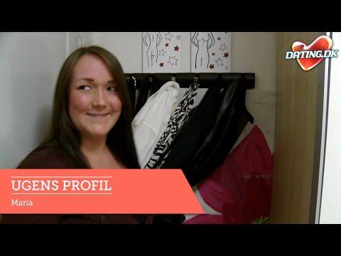 Ugens profil på Dating.dk - Maria (uge 9) | Dating.dk TV