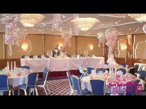 Decoration for your special occasion youtube for Baby shower party hall decoration ideas