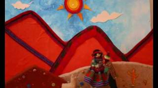 "Magdalena Fleitas - ""La Vicuñita""  (Stop Motion). Música Andina Latinoamericana"