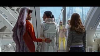 The future of SpaceX, Hyperloop, Tesla  - Tomorrowland movie