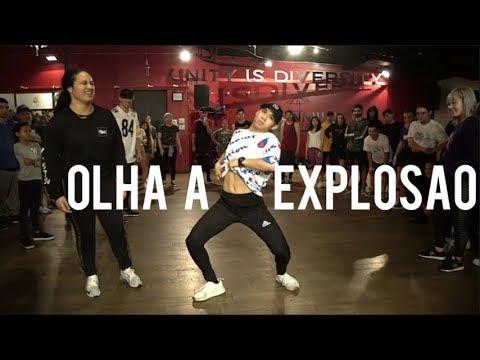"Gabe De Guzman ""OLHA A EXPLOSAO"" - MC Kevinho ft. 2 Chainz Choreography MattSteffanina & chachi gzl."