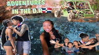 WE WENT TO DOMINICAN REPUBLIC ft. Caves, Boogie Riding With Boyfriend