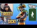 Streamers React To NEW Patch Patroller Skin And Howl Emote Fortnite Best And Funny Moments mp3
