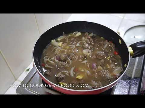 Chinese Braised Beef Recipe