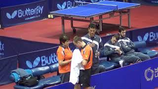 Александр Шибаев vs Даниель Косиба, Aleksandr Shibaev vs Daniel Kosiba