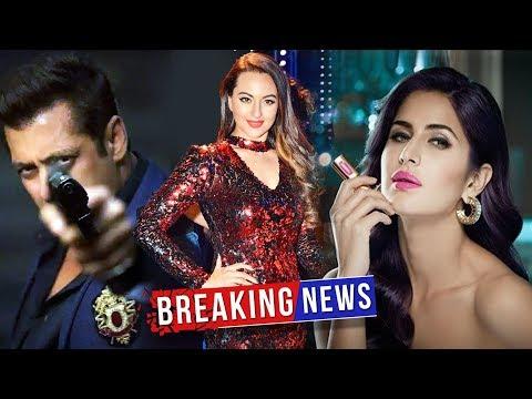 Salman Khan के RACE 3 में Sonakshi Sinha का Role, Katrina Kaif करेगी अपना COSMETIC Collection Launch thumbnail