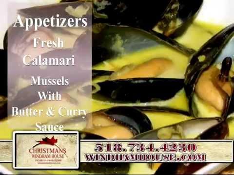 Christman's Tavern Seafood Night TV Ad