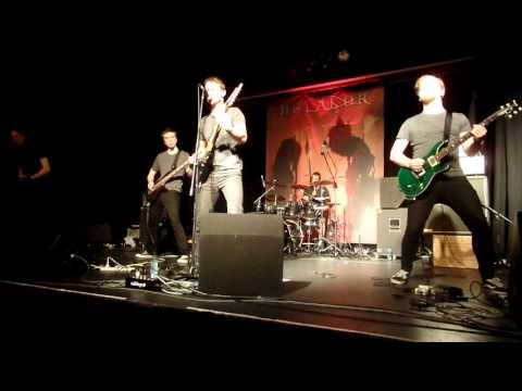 Be'lakor - Roots To Sever - live Sydney Factory Theatre 8 July 2016