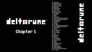 DELTARUNE Chapter 1 (Soundtrack) | Full Album