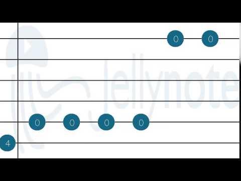 Guitar jellynote guitar tabs : Can't Sleep Love - Pentatonix [Guitar tabs] Jellynote - YouTube