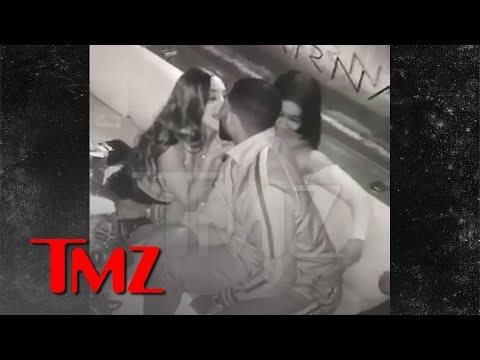 Tristan Thompson Cheating on Khloe Kardashian with 2 Women in New Video | TMZ