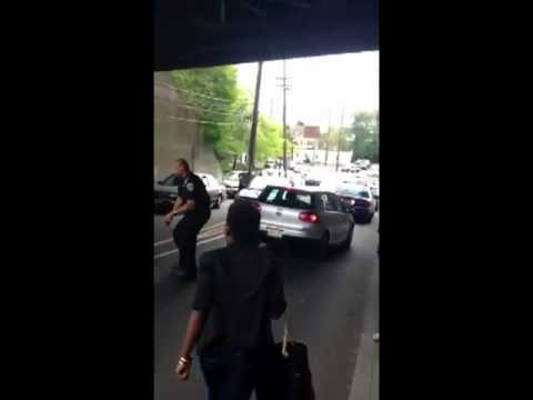 Cop Abuse Clifton Nj Officer Hitting