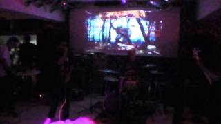 NAUSEATE Live at CAMP BLOOD 22- 12- 13 Part 1