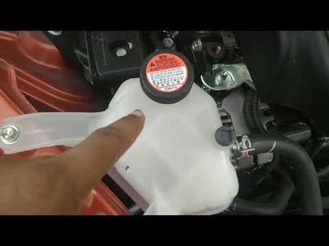 Toyota Etios Liva Limited Edition   Engine Bay