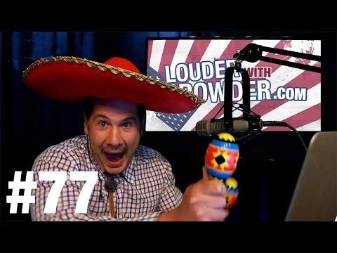 #77 MEXICAN RACISM! Debate with Zack Ford, David Limbaugh and Gavin McInnes | Louder With Crowder