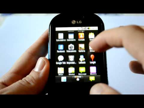 LG Optimus Chat video recensione by HDblog