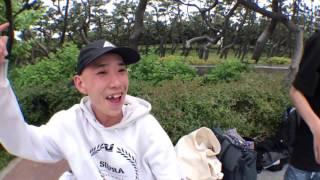 "Skatehere栏目""ON BOARD""第九期 日本街頭行"