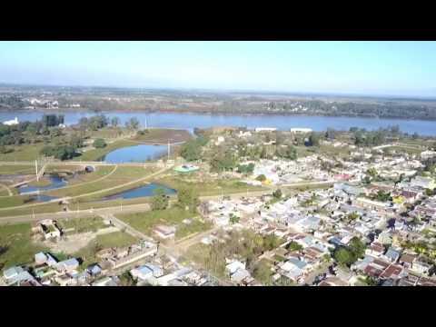 Concordia Argentina drone flight
