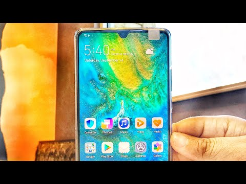 """huawei-mate-20x-5g-7.2""""-oled-android-smartphone-unboxing-9-14-19"""